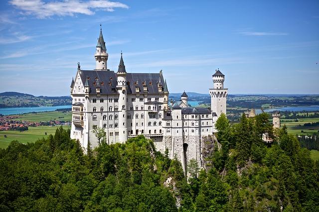 neuschwanstein hrad