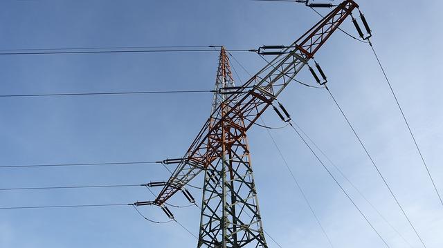 elektrický stožár