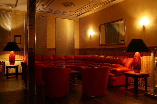 osvětlení interiéru pokoje